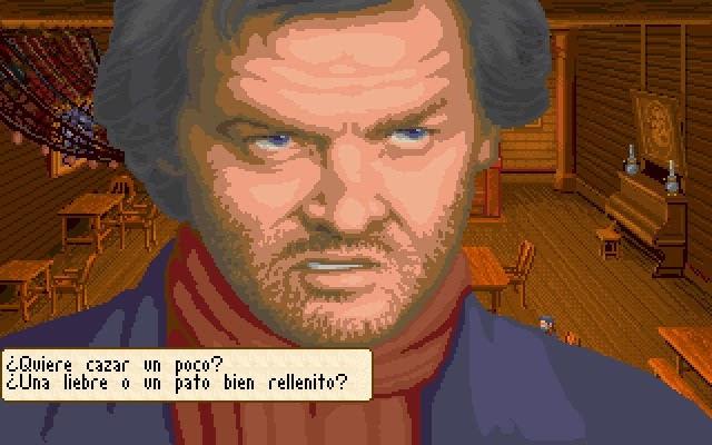 Jack Nicholson en un Cameo