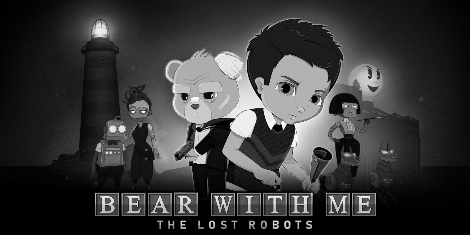 The Lost Robots